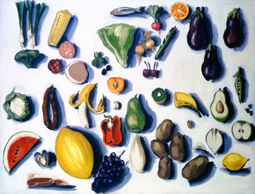 Oil Paintings Of Food